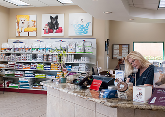 palm desert veterinarian